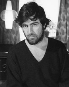 Alan Bates, what a chap. Hollywood Men, Hollywood Stars, Alan Bates, Oliver Reed, Film Icon, Comedy Actors, Its A Mans World, People Of Interest, British Actors