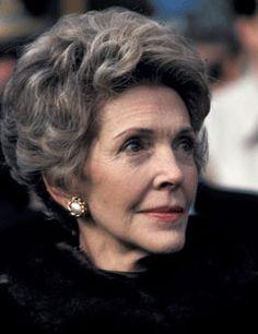People we love:  Nancy Reagan