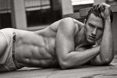 Adon Exclusive: Model Daniel Kuznetcov By Jason Oung