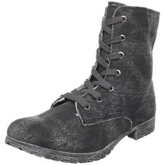 Wanted Shoes Women's Planet Military Boot