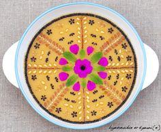 Food art mandala Smoothie graines fruits méditation hypersensible et épanoui(e)