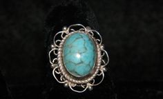 Hey, I found this really awesome Etsy listing at https://www.etsy.com/listing/218289222/sterling-silver-with-a-light-blue
