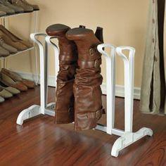 Boot Rack, Plastic Boot Rack, Floor Boot Stand, Boot Shaper | Solutions