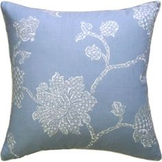 Philomena Chambray Pillow