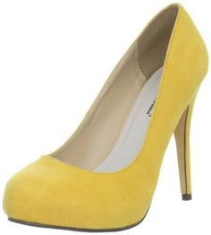 Amazon.com: Michael Antonio Women's Loveme-2 Closed-Toe Pump: Michael Antonio: Shoes