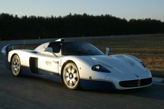 This is the Maserati MC12. Only 25 were built per year. Technologically it was a Ferrari Enzo in racing suit Photography (c) Thanos Iliopoulos, 4TPOXOI