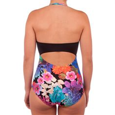 Full Bloom One Piece Swimsuit