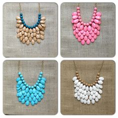 New Waterfall Briolette Necklace!  Only $17.95 #jewelry #fashion #briolette #necklace