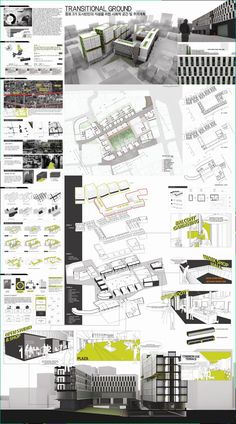 architecture portfolio cover page design ideas Presentation Board Design, Architecture Presentation Board, Project Presentation, Architectural Presentation, Architectural Models, Architectural Drawings, Architecture Panel, Architecture Images, Architecture Diagrams