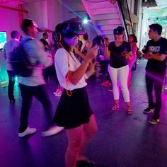 Looking for something fun to do today? How about going on a vr journey and shooting some zombies?! . . . . . #zombie #survival #training #vr #VirtualReality @jumpintothelightnow