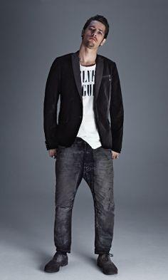 Diesel - Men's Apparel - Male clothes, trousers, pants, shirts