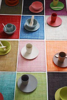 Tableware   biodegradable   multi colour  #zuperzozial #biodegradable #capventure #dutchdesign #product #tableware #smallbiteplate