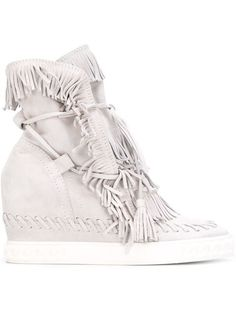 Shop Casadei concealed wedge sneakers in Russo Capri from the world's best independent boutiques at farfetch.com. Shop 400 boutiques at one address.