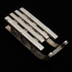 Sled Toboggan Charm Vintage Sterling Silver   eBay