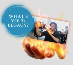 Lorien Legacies Website: What's your legacy? Mostly I got Lumen! Or controling elements. Never another Legacy, are there just two, I'm wondering???
