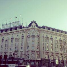 Hotel Palace, Madrid