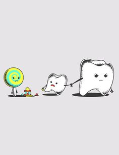 My teeth don't miss candy that much, but I can imagine how most people feel about that. by bridgette.jons