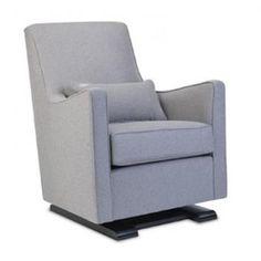 Monte Design Luca Glider Nursing Chair #adrienne