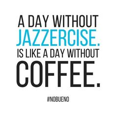 We love our Jazzercise! #coffeeandcardio #scottsdalejazzercisecenter