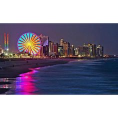 #Myrtle Beach, South Carolina  #Travel South Carolina USA multicityworldtravel.com We cover the world over 220 countries, 26 languages and 120 currencies Hotel and Flight deals.guarantee the best price
