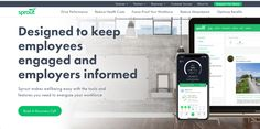 Corporate Wellbeing Platform and Solutions for Workplace Wellness Wellness App, Workplace Wellness, Behavior Change, Programming, Sprouts, Make It Simple, Adoption, Delivery, Platform