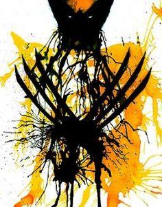 Wolverine, in Jason W Gavin's Artist: Kevin Eslinger Comic Art Gallery Room Comic Book Characters, Marvel Characters, Comic Books Art, Comic Art, Marvel Dc, Marvel Heroes, Dc Comics, Anime Comics, Wolverine Art