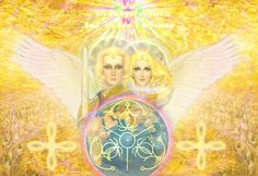 Sacred Rays of Serving. Pink Flame. Archangel Chamuel and Archea Love