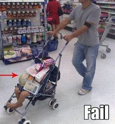 FAIL- I think I have seen these people at my Walmart