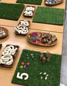 We keep counting and counting and they love to do … – - Handprint Kindergarten Reggio Inspired Classrooms, Reggio Classroom, Kindergarten Classroom, Writing Center Kindergarten, Welcome To Kindergarten, Number Sense Kindergarten, Numbers Preschool, Math Numbers, Preschool Learning