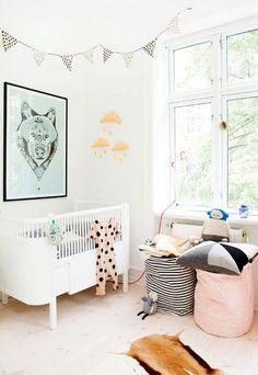michitecture :: copenhagen home :: nursery