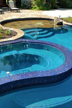 Love this pool design