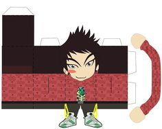 BigBang T.O.P Papertoy by lovekity19.deviantart.com on @DeviantArt Paper Toys, Paper Crafts, Kpop Diy, Drama Fever, Top Bigbang, 3d Craft, Diy Tutorial, Template, Models