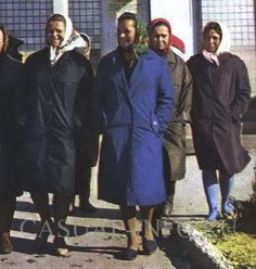 Болонья плащ. Мода СССР