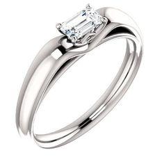 Diamond Engagement Rings : Ct Emerald Diamond Engagement Ring - Buy Me Diamond Emerald Diamond, Diamond Rings, Diamond Jewelry, Jewelry Rings, Engagement Jewelry, Diamond Engagement Rings, Ring Stores, Love Ring, Luxury Jewelry