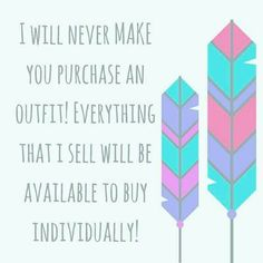 """I just want to share this with you all  I value you ALL as VIP members and being a VIP has to have its perks, right?? Well, I will NEVER require you to purchase an """"outfit"""" if there is a hot print out there! I love you all! Find me and my VIP group on Facebook at LuLaRoe Renee McLain"""