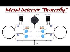 Electronic Circuit Projects, Electronic Engineering, Metal Detektor, Online Earning, Ancient Civilizations, Physics, Technology, Circuits, Belt Buckle