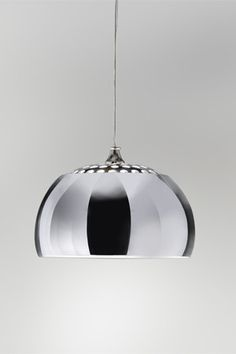 Contour 1 Light Bowl Pendant