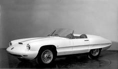 1959 Alfa Romeo Superflow 3 by Pininfarina