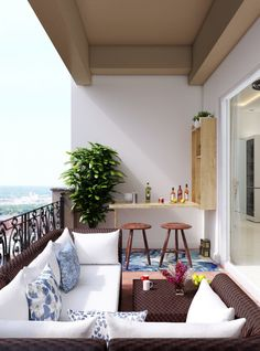 Small balcony ideas, balcony ideas apartment, cozy balcony design, outdoor balcony, balcony ideas on a budget Narrow Balcony, Modern Balcony, Balcony Bar, Small Balcony Decor, Small Balcony Design, Small Balcony Garden, Outdoor Balcony, Balcony Ideas, Small Balconies