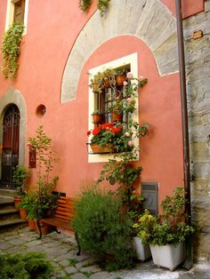 Barga is a town you can fall in love with
