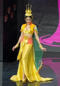 2013 Miss Universe National Costume Show...........THAILAND