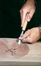 How to Carve Wood ( a few brief paragraphs to get you started)