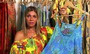 Mais Você - Estilista Angela Bergo transforma a chita em peças chiques e modernas | globo.tv