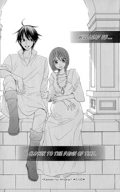 Who has read this? I cried TT_TT If you haven't and like a painfully twisty plot, with romance and some humor, I recommend it. {Reimei No Arcana- End} :)
