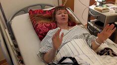 Комната больницы в Берлине за 139 евр в день которую я плачу кроме страх...