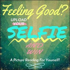 New Scopes-New Site-Are you ready for the New Year?  Check out your free horoscope or enter to win a free psychic picture reading and a new book on Chakra's mailed to you simply by taking some silly selfies! Check it out!