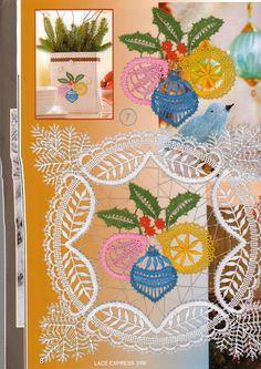 Lace Express 3/2009  51 lace 3 - 09(31mg) - Mª Carmen Ocaña - Álbumes web de Picasa