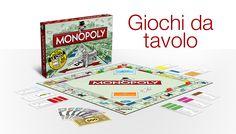#giochi da tavolo? Su #Amazon trovi dal Monopoly a Risiko tutto quello che vorresti