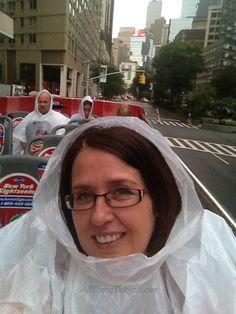leave me alone, I'm a tourist! ;) @ThoseThingsILov #BlogHer12