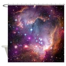 Awesome shower curtain SMC Shower Curtain for